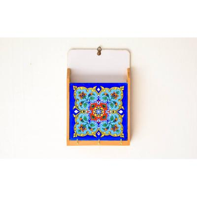 Key Holder Tile work