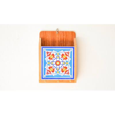 Tile Key Holder