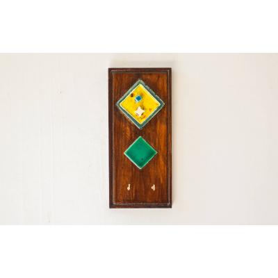 Tile Work Key Holder