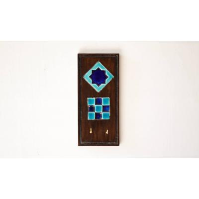 Hand Crafted Key Holder