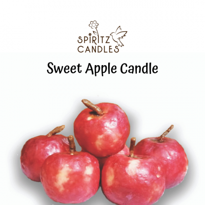 Sweet Apple Candles