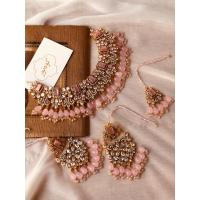 Beautiful Handmade New Zirkon Ayeza's Jewelry set