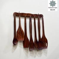 Handmade Wooden Kitchen Utensil