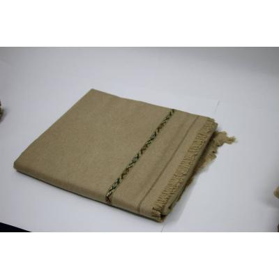 Skin Color Pashmina Shawl for Men