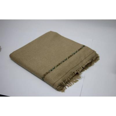 Light Camel Color Pashmina Shawl for Men