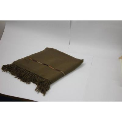Dark Brown Color Pashmina Shawl for Men