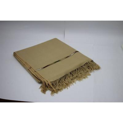 Bronze Color Pashmina Shawl for Men