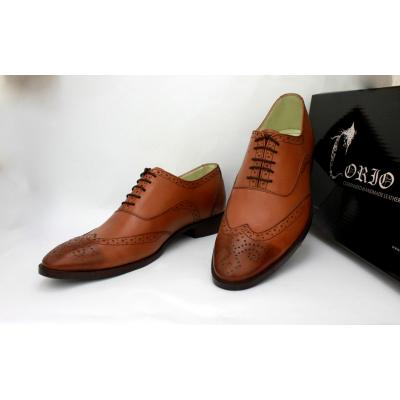 Half Brogue Men Shoe