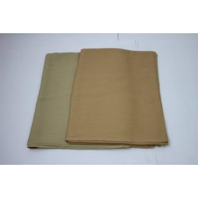 Camel and Oyster Color Plain Pashmina Shawl for Women
