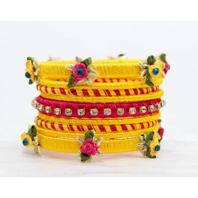 Bangle Set Gota Kinari