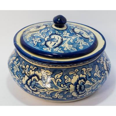 LV-34, Blue Pottery Handi