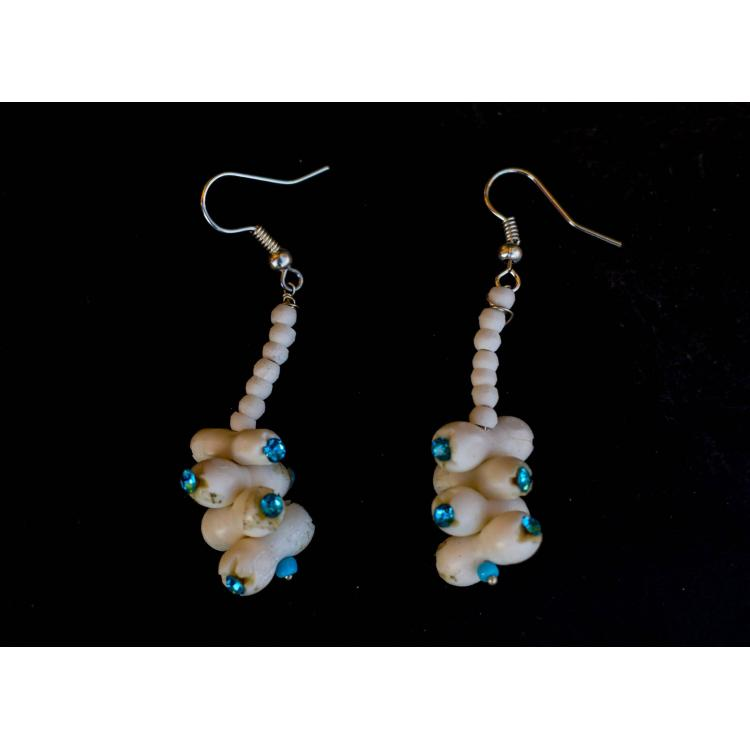 Camel bone  Earrings
