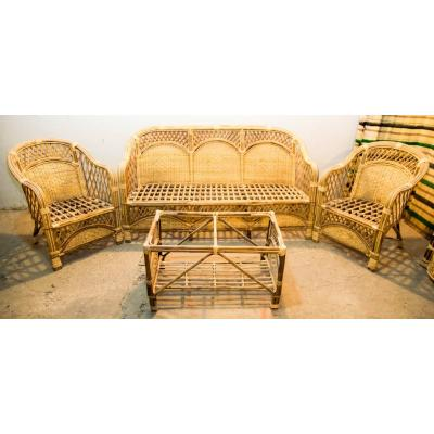 Chand Bunai Sofa Set