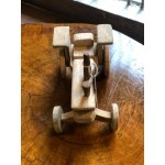 Wooden Tractor Miniature