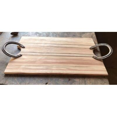Customized Countryside Wood Tray