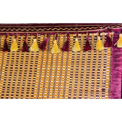 Hand-Weaved Thin Stick Chick Curtain