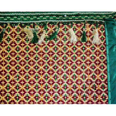 Hand-Weaved Multi Color Chick Curtain