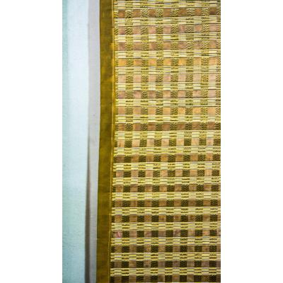 Hand-Weaved Wood Curtain Imported Tela
