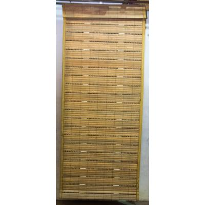 Hand Weaved Wood Curtain Char Lakri Teli