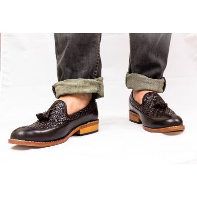 Loafers Dark Chocolate Brown
