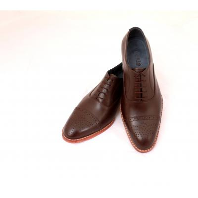 Half brogue Oxford Shoe