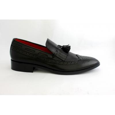 Handmade Men Tassel up shoe