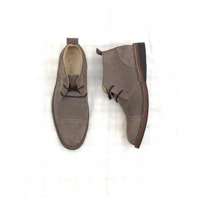 Grey Men Chukka Book