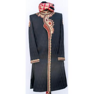 Men's Sherwani Embroidered