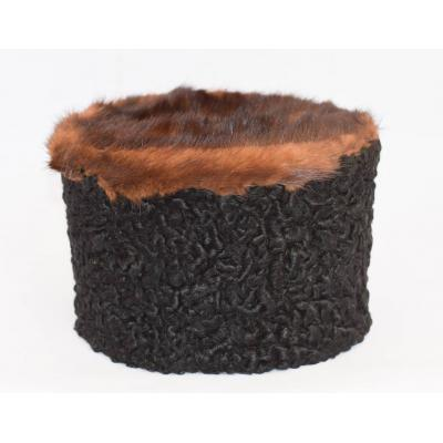 German Karakul cap