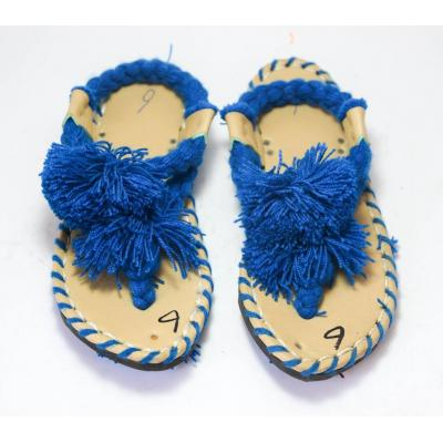 Ladies Balochi Chappal Thread Chappal