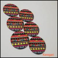 Customized Printed Coaster set of 4
