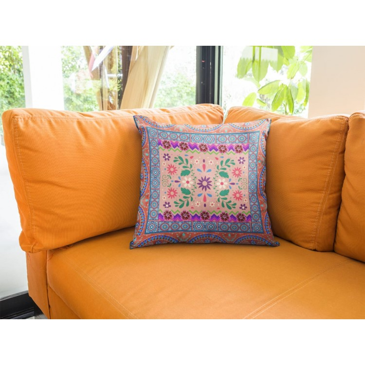 Leaves Sofa Cushion