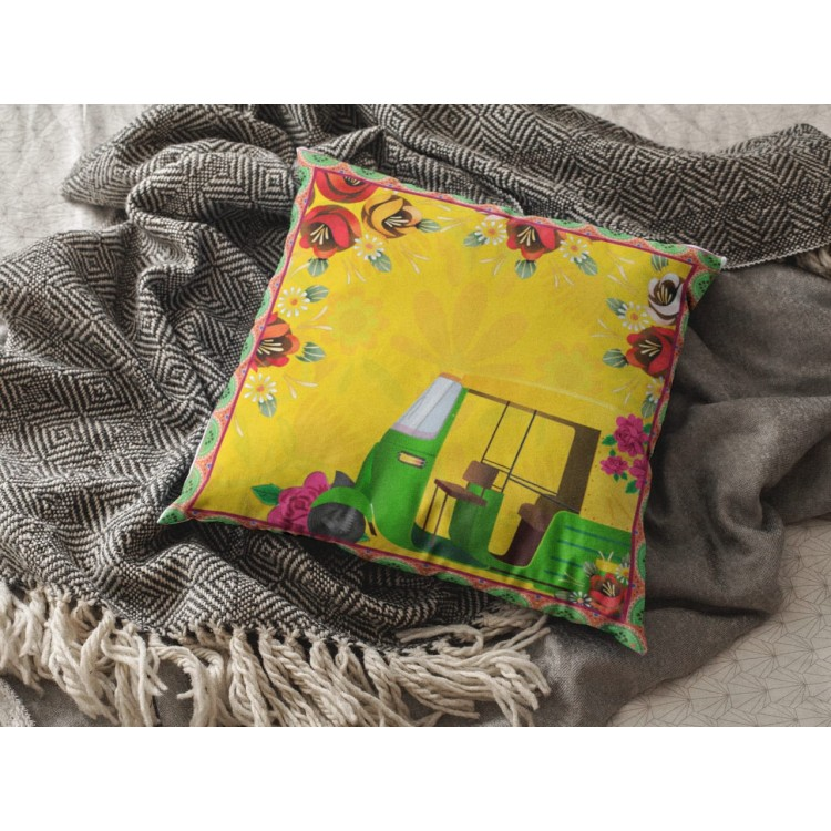 Rickshaw Cushion