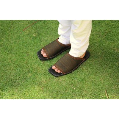 Brown chappal for men