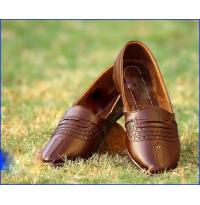 Khussa style pump shoe for men