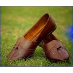 Loafer style men pump