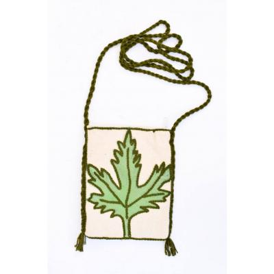 Baby Bag leaf Design