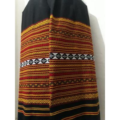 Handmade Black Traditional Thar Shawl
