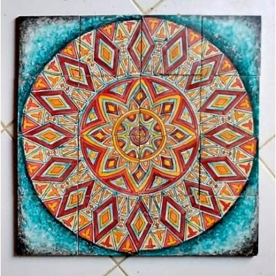 Beautiful Ceramic Hand Painted Tiles
