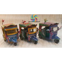 Colorful Auto Rickshaw