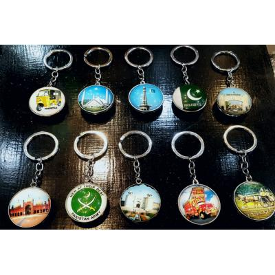 Pakistan Keychains Set of 5