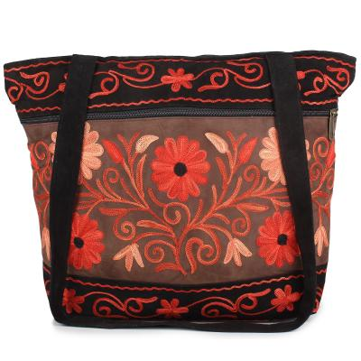 Shoulder Bag Kashmir Embroidered
