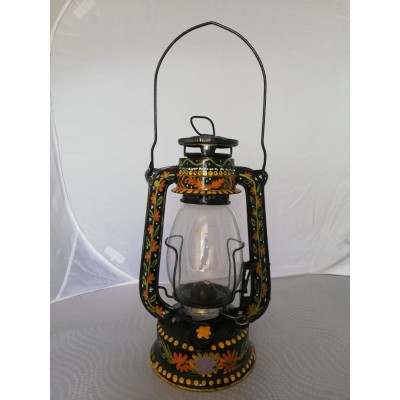 Beautiful Lantern Handpainted