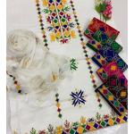 Lawn Embroidered Dress