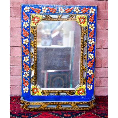 Swati paint work on mirror frame