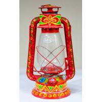 Truck art painted lantern vibrant