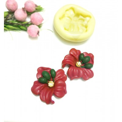 Flower Clay Mold