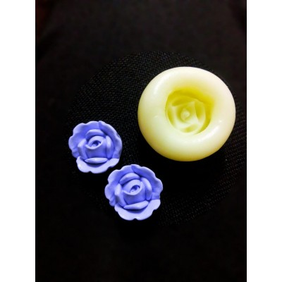 Small Flowers Clay Mold