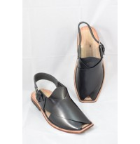 Charsadda Chappal With Leather Sole