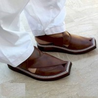 Brown Kaptain Chappal